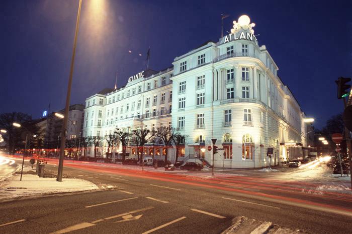 Hotel Atlantic Hamburg Lindenberg